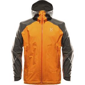 Haglöfs L.I.M Versa Jacket Herre tangerine/beluga